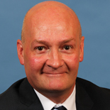 Photo of Councillor Brian Hubbard