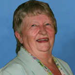 Photo of Councillor Geraldine Purvis