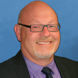 Photo of Councillor Mick Thompson