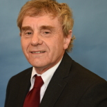 Photo of Councillor Vic Walkington