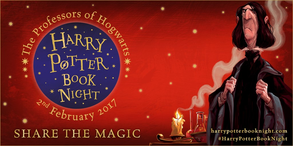 Harry Potter night at Central Library