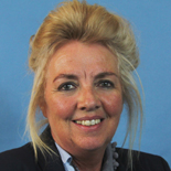 Photo of Councillor Lesley McGloin