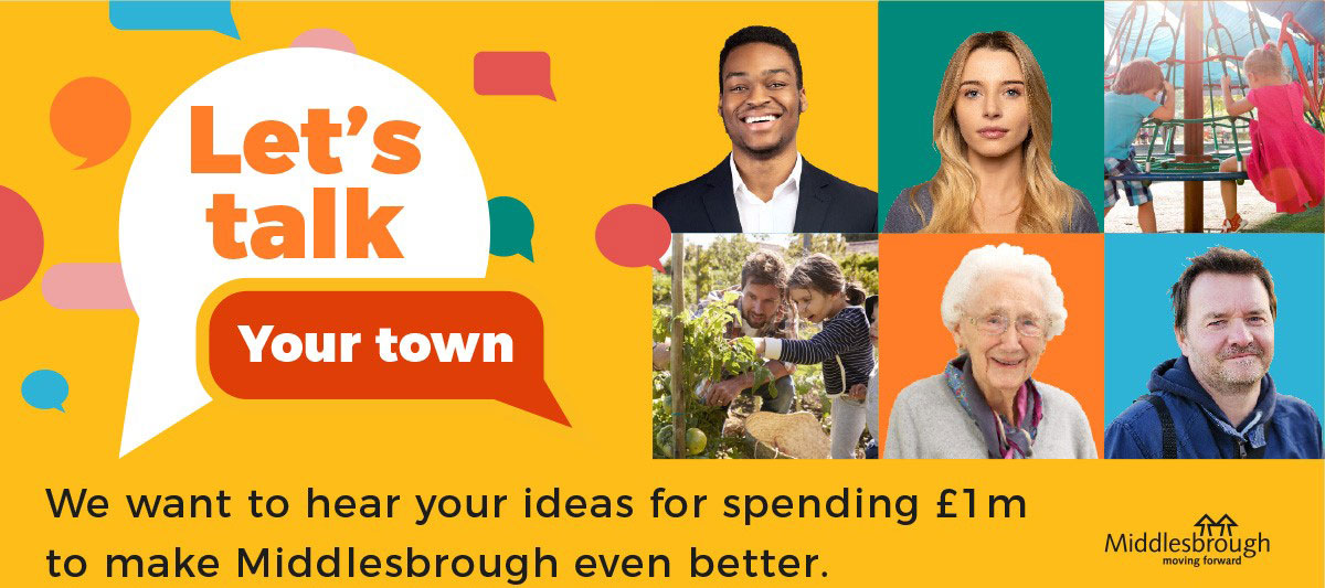 How can we spend £1m to make Middlesbrough even better?