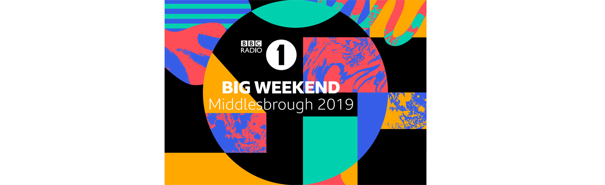 BBC Radio 1's Big Weekend is coming to Middlesbrough!