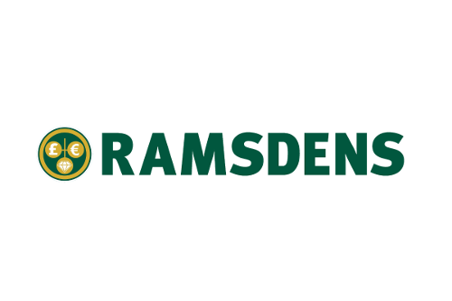 Ramsdens logo linking to the Ramsdens website
