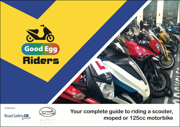 Picture of the motorcycle riders guide linking to the motorcycle riders guide