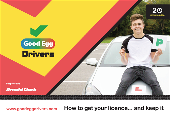 Picture of the new drivers guide linking to the new drivers guide