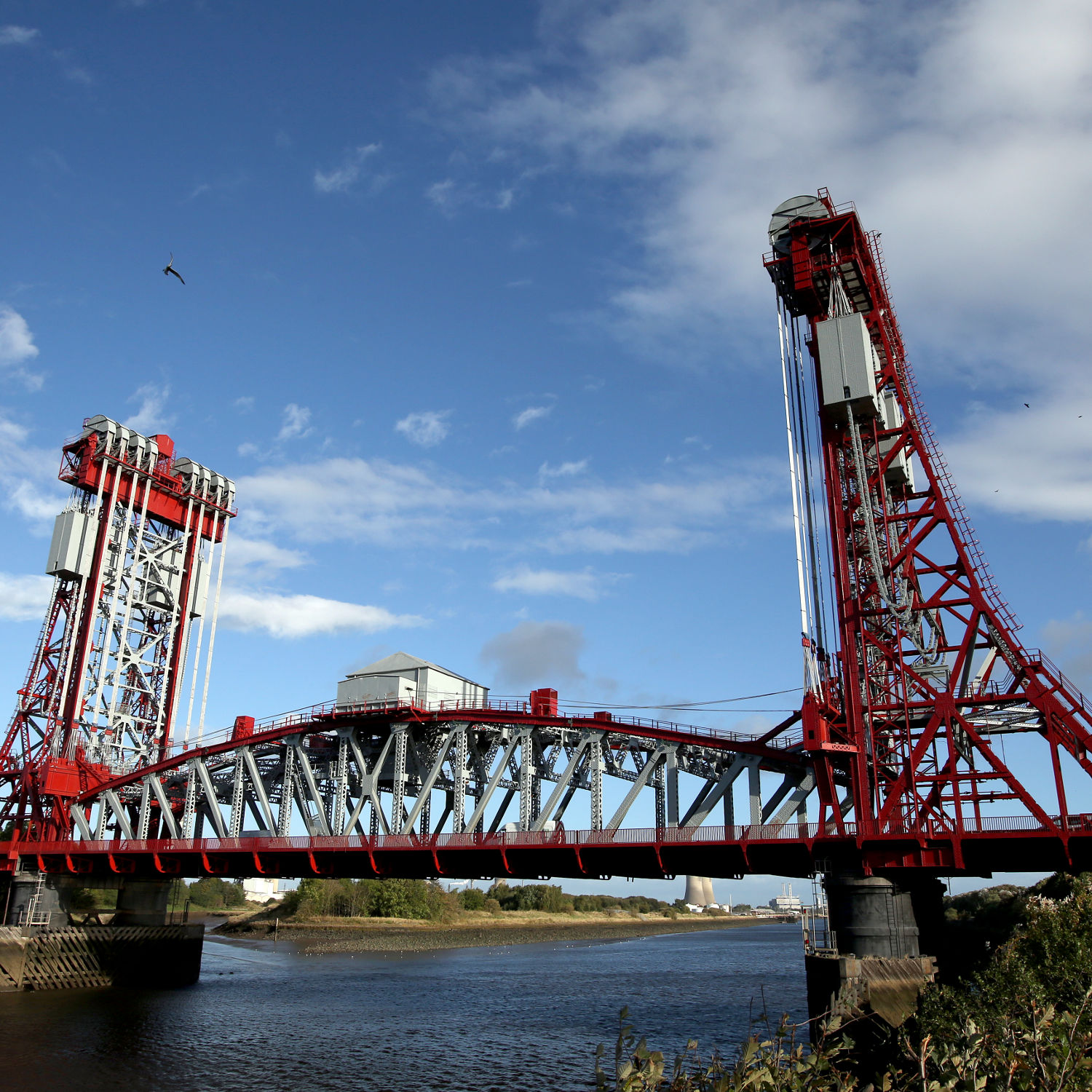 A photo of the Newport Bridge linking to a page about what's happening in Newport