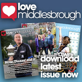 Love Middlesbrough Download latest issue now