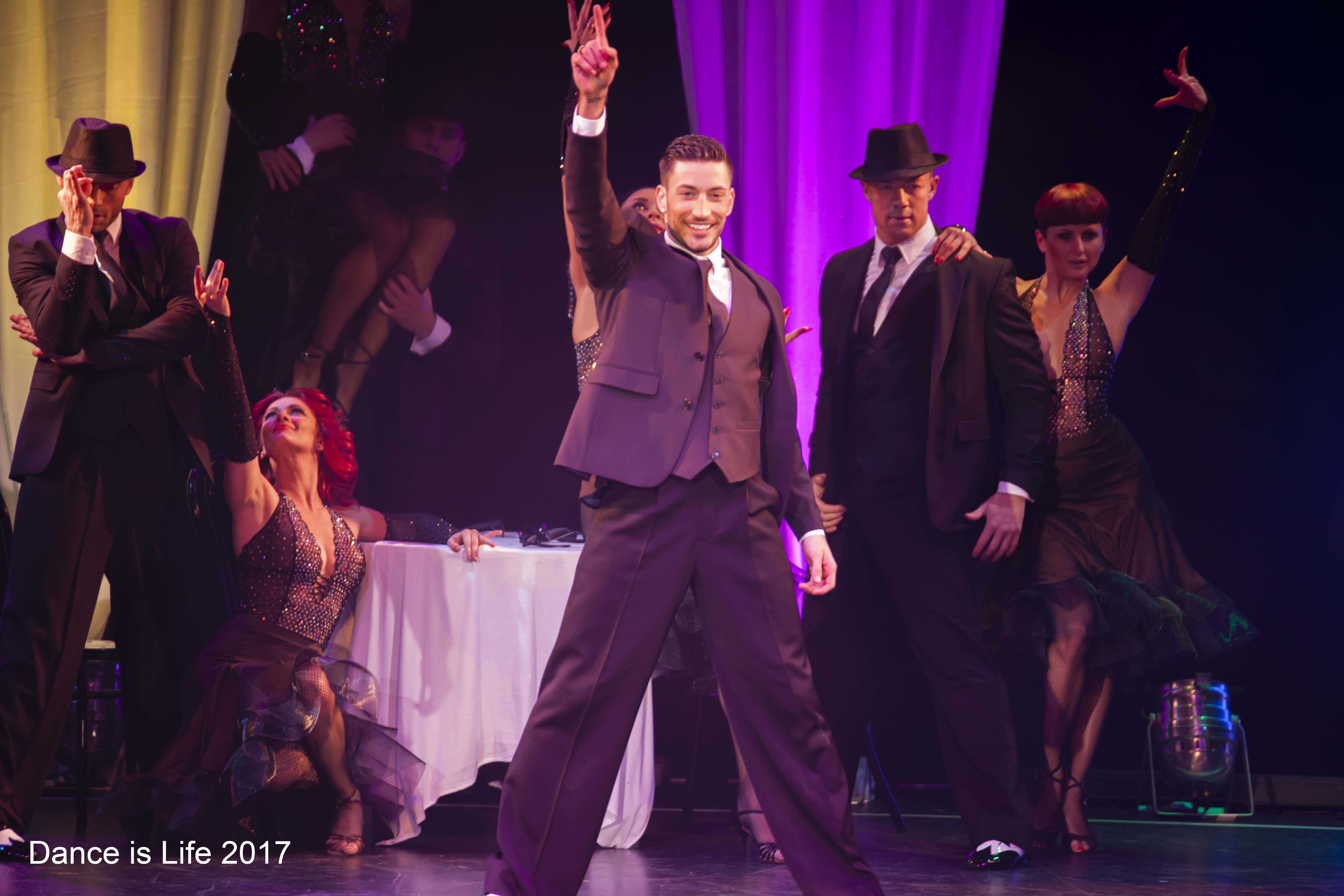 Giovanni Pernice on his last tour - Dance is Life