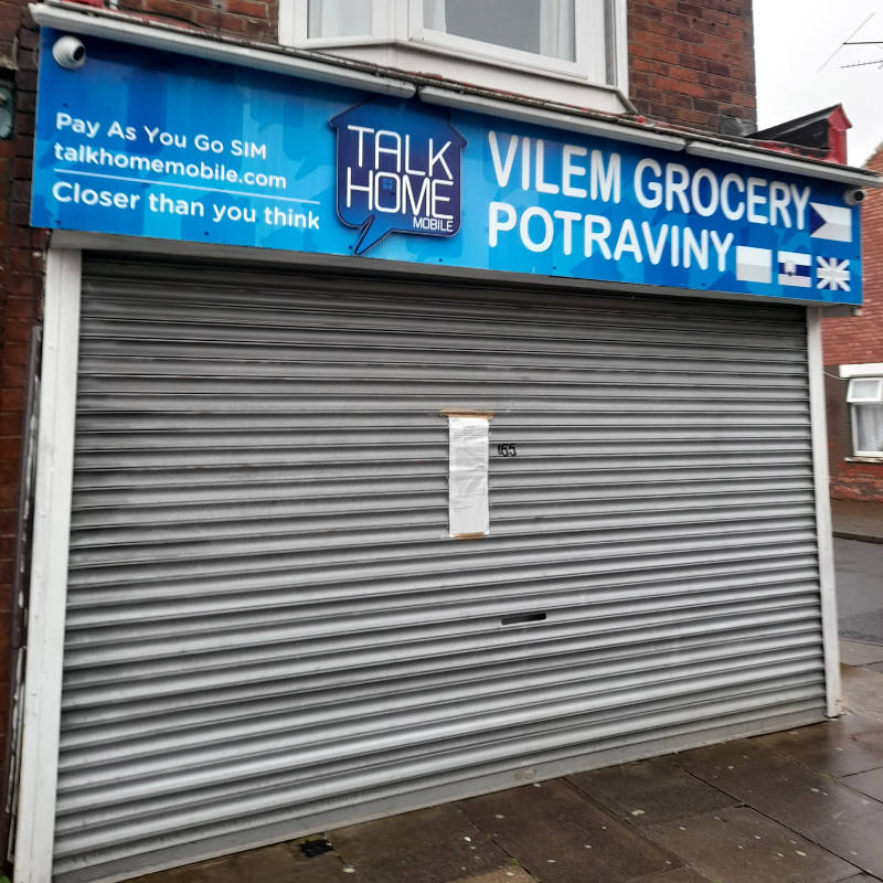 A photo of Vilem Grocery on Crescent Road