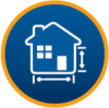 Planning and Housing Icon