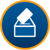 Voting and Elections Icon